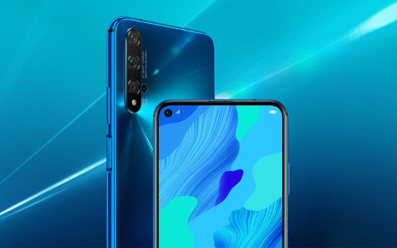 Unlock Huawei Nova 5T