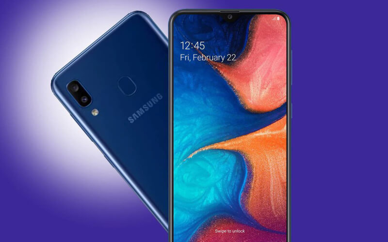 Unlock Samsung Galaxy A20