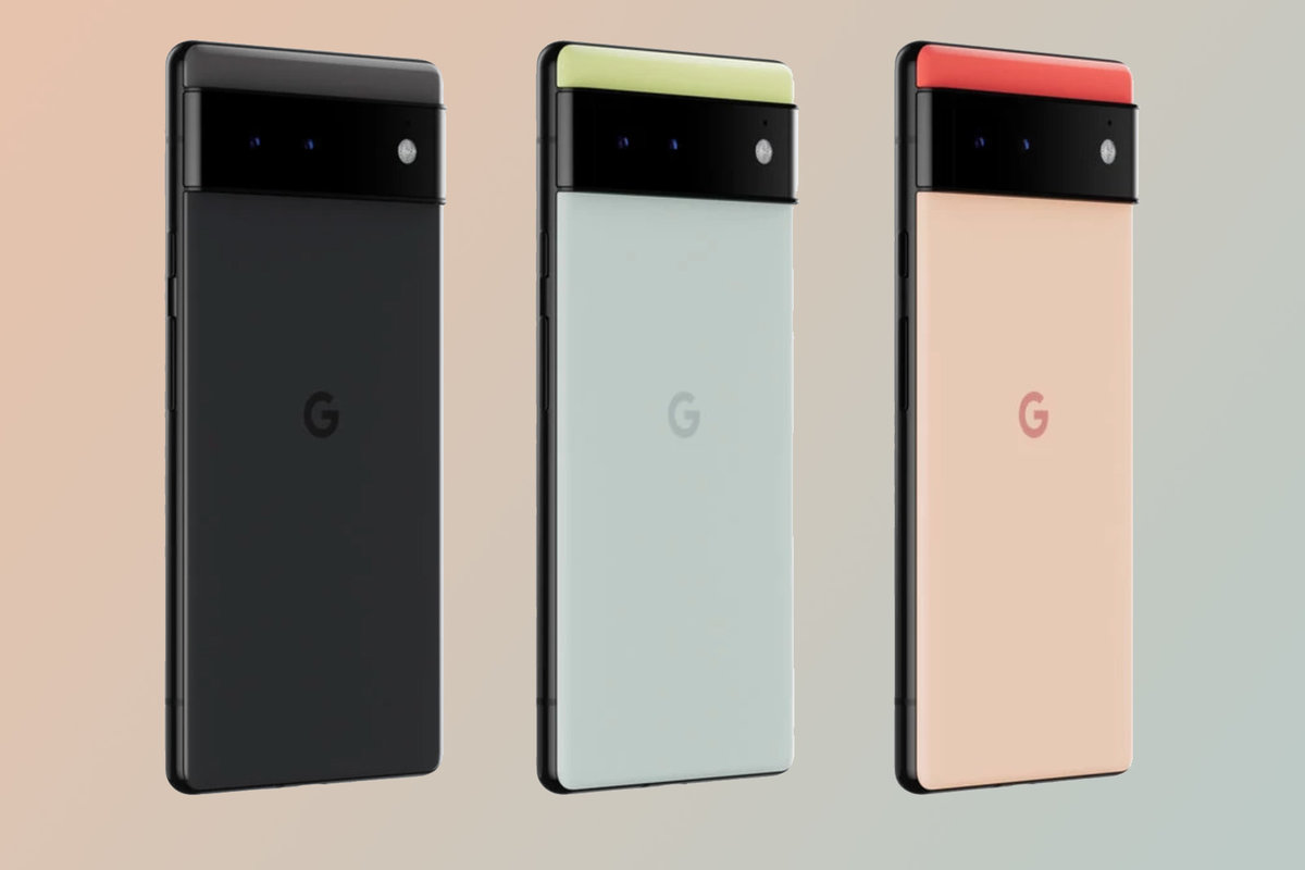 Everything we know about Google Pixel 6 so far